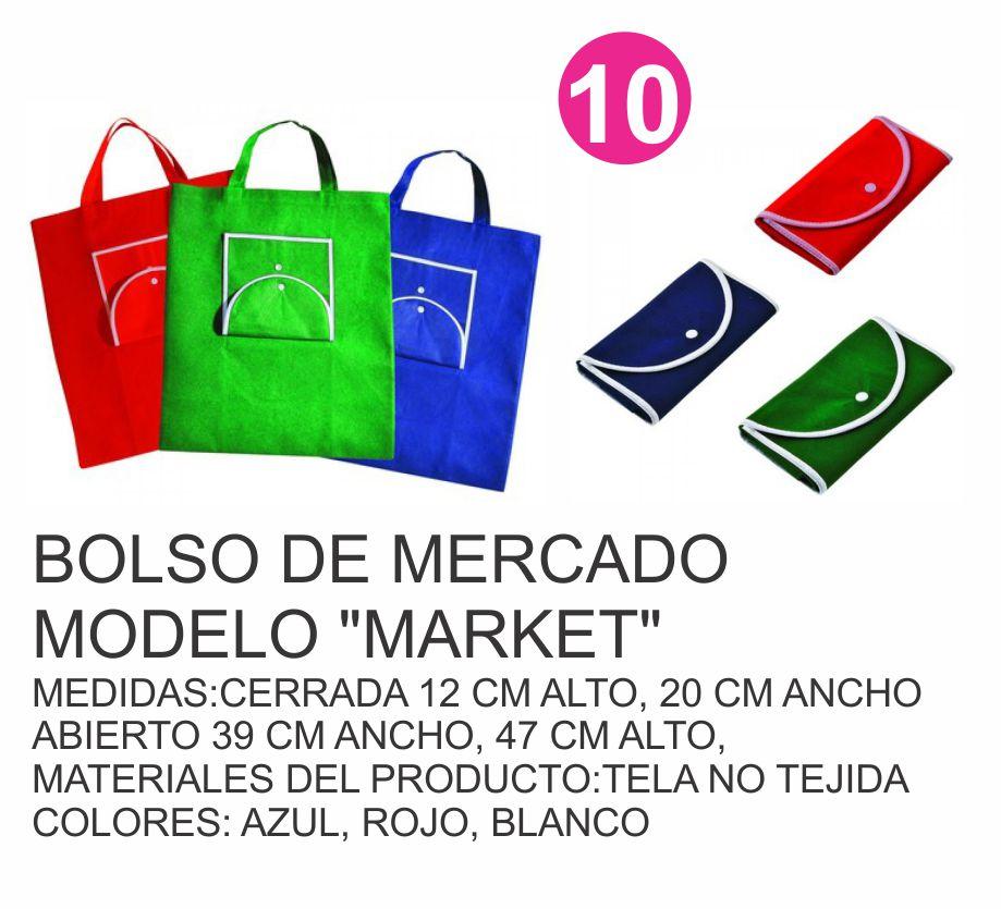 BOLSO DE MERCADO MODELO MARKET Clave 08-708