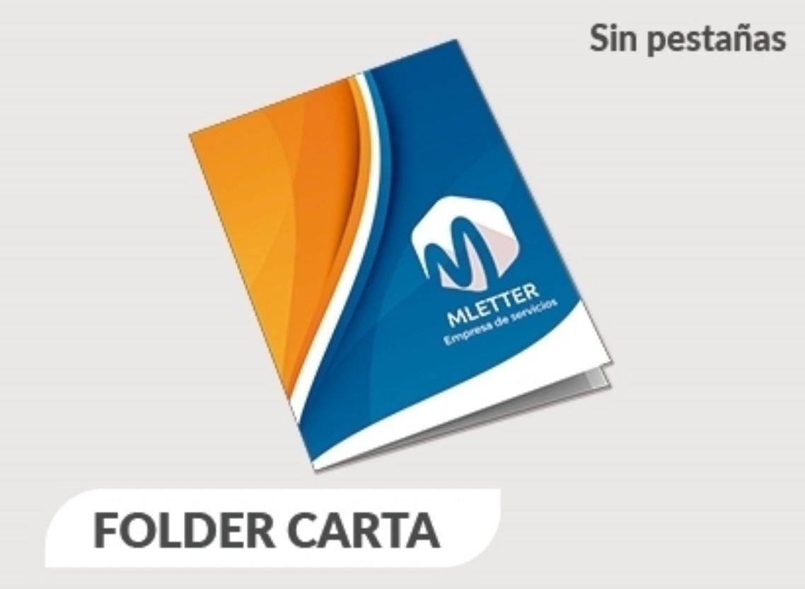 folders sin pestañas